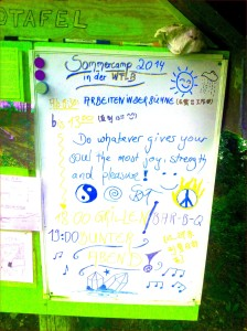 Rückblick Sommercamp 2014